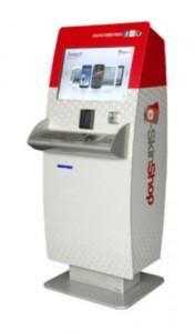 e-skinshop kiosk for press release